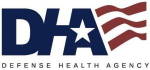 DHA Defense Health Agency Logo
