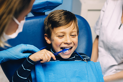 Why Is It Important to Get Children's Teeth Cleaned?
